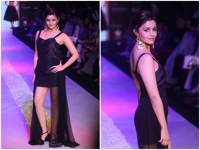 Alia Bhatt At IIJW 2013