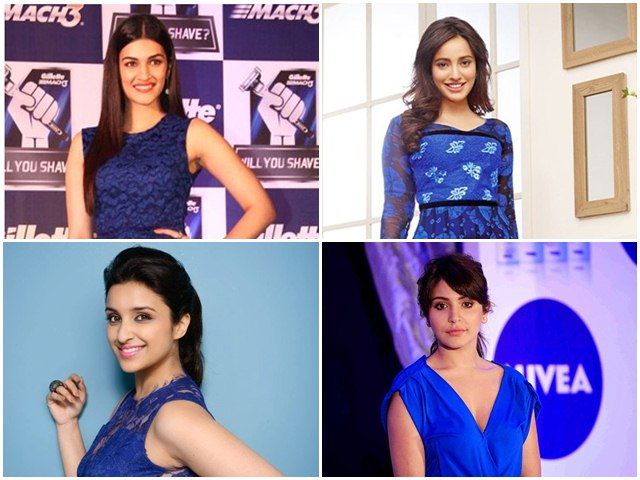 Bollywood Actresses Who Look Bewitching in Blue