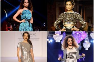 Bollywood Queen Kangana Ranaut's Indelible Ramp Walks