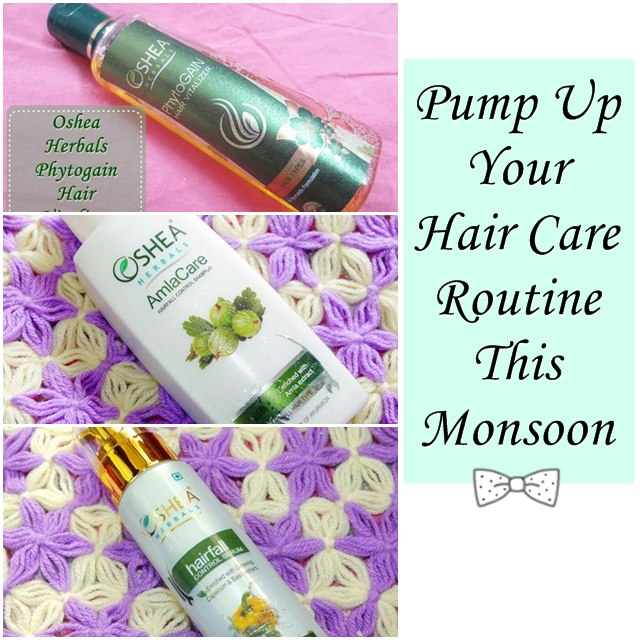 Pump Up Your Hair Care Routine This Monsoon