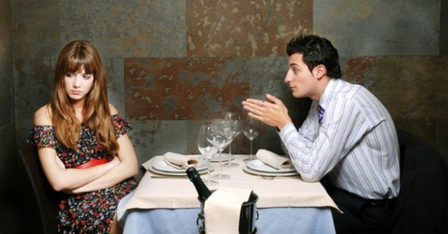 Why Most of Us Fail in First Date