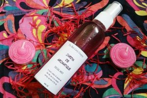 Bath Candy Company Jardin De Aromatique Facial Mist Review
