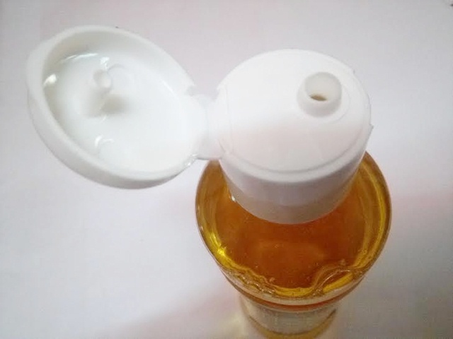 Be Well Virgin Groundnut Oil opening