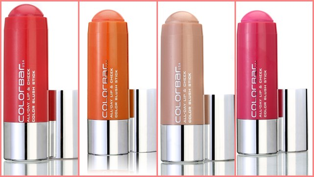 Colorbar Presents All Day Lip & Cheek Color Blush Stick, Colorbar All Day Lip & Cheek Color Blush Stick, Colorbar, All Day Lip & Cheek Color Blush Stick