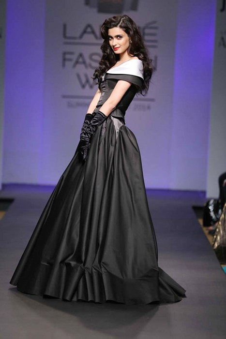 Diana Penty On Day 5 of LFW