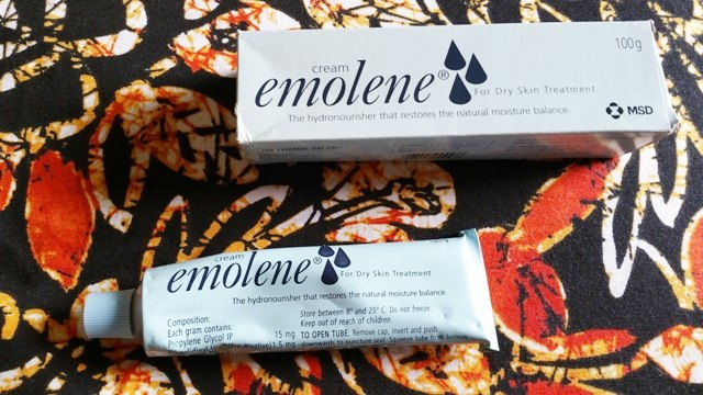 Emolene Cream For Dry Skin Treatment