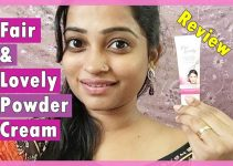 Fair & Lovely Powder Cream Review