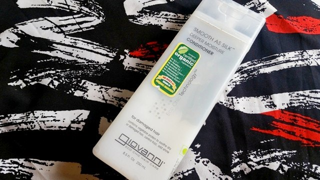 Giovanni Smooth As Silk Deeper Moisture Conditioner Review