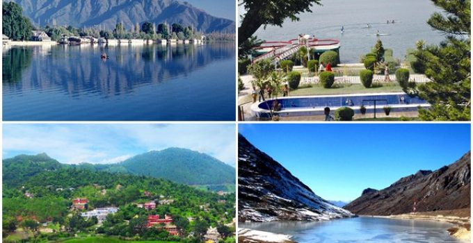 List of Beautiful Lakes in Himalayas, Lakes in Himalayas