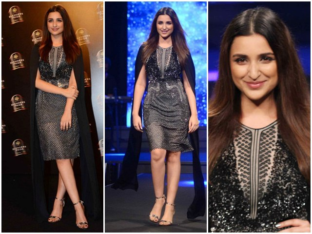 Parineeti Chopra At BPFT Finale