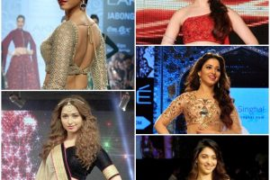 Ramp-Sizzling Moments of Tamannah