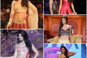Smouldering Ramp Looks of Jacqueline Fernandez