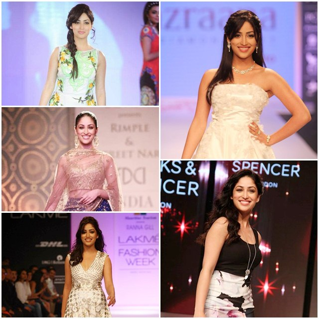 When Yami Gautam Graced the Ramp with Her Ravishing Looks