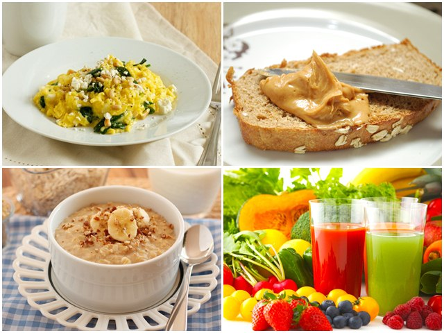 4 Energizing Breakfast Recipes, Breakfast