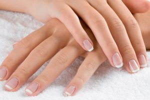 6 Foods That Will Help You Get Gorgeous Nails, healthy nails