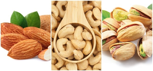 Best Nuts for Health, Nuts for Health, nuts