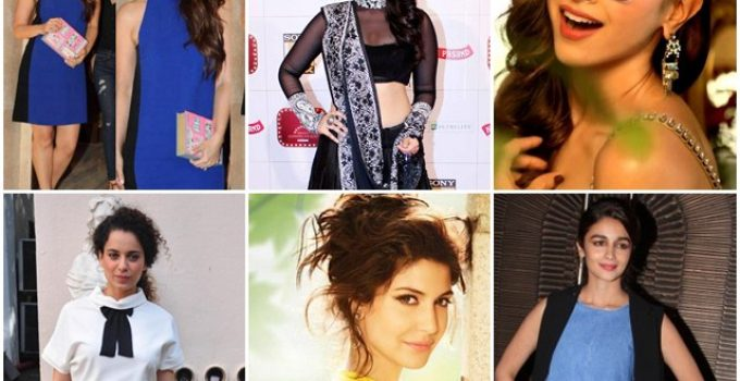 Fab Styling Ideas from Your Favorite Stars, bollywood star style