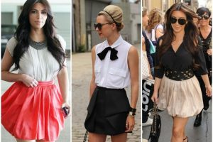 How To Wear A Bubble Skirt, Bubble Skirt