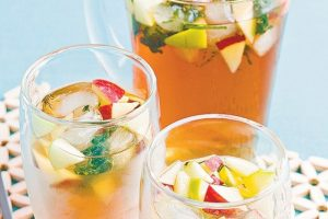 How to Make Apple Iced Tea, Apple Iced Tea
