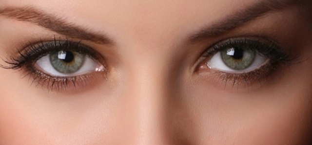How to get sparkling eyes, bright eyes