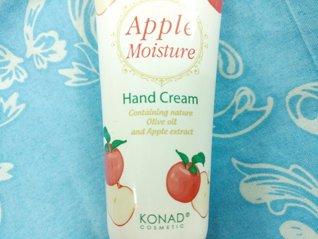Konad Niju Apple Moisture Hand Cream, Konad Niju, Hand Cream