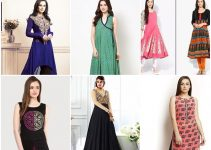 Kurtis that You can Style as a Dress, Dress Style Kurti