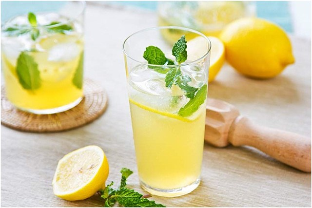 List of Healthy and Tasty Detox Drinks, Detox Drinks