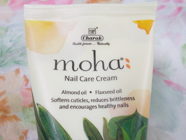 Moha Nail Care Cream packaging, Moha Nail Care Cream, Moha, Nail Cream