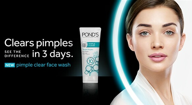 New Pond's Pimple Clear Face Wash, Pond's Pimple Clear Face Wash, Pond's, Face Wash