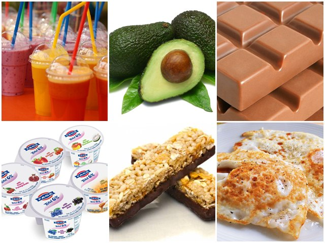 Post Workout Foods that You Should Avoid, Post Workout Foods