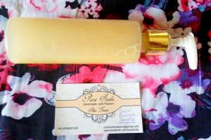 Pure Suds Argan & Lime Shampoo Review