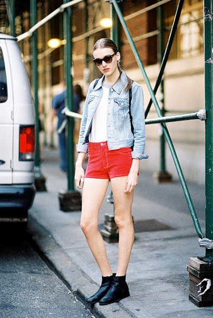 Shorts, Road Trip Outfits