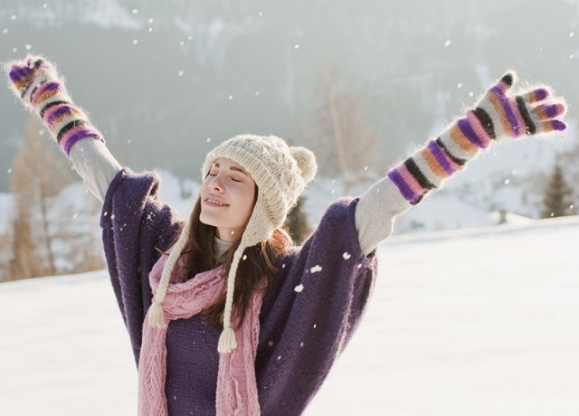 Stay Healthy in Winter, winter health tips
