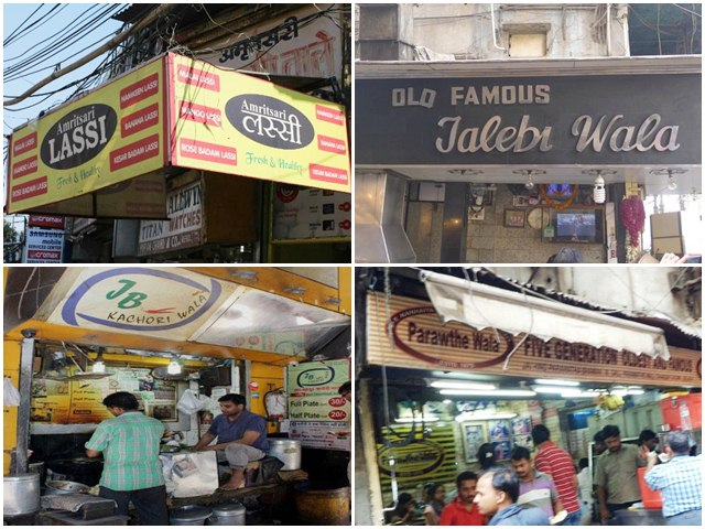 10 Best Street Food Joints in Chandni Chowk, Street Food Joints in Chandni Chowk