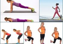 7 Exercises to Lose Weight, Exercises to Lose Weight