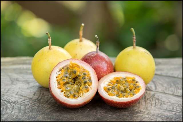 Benefits of Passion Fruit, Passion Fruit