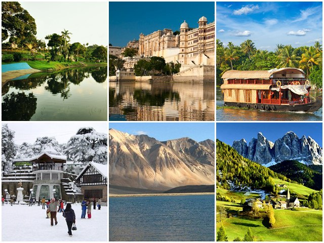 Romantic Cities in India 1