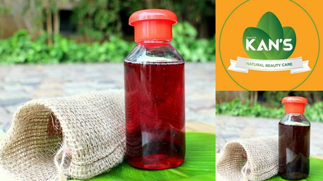 Kan's Natural beauty care, Chemical Free Hair Oils