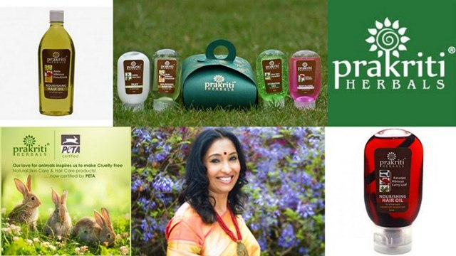 Prakriti Herbals, Chemical Free Hair Packs