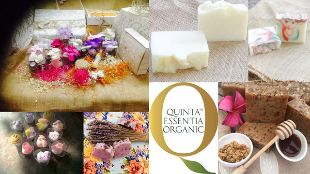 Quinta Essentia Organics, Natural Beauty Brands