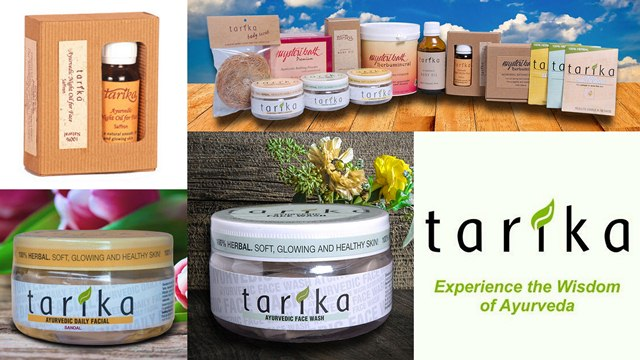 Tarika Ayurlabs, All Natural Face Packs