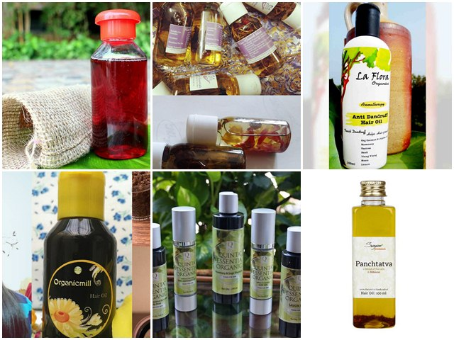 Top Chemical Free Hair Oils in India, Chemical Free Hair Oils