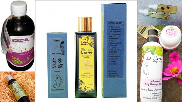 Top Toxin Free Massage Oils in India, Toxin Free Massage Oils