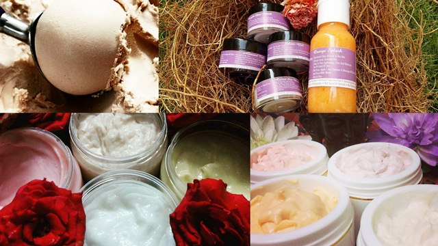 Aroma Essentials, Natural Body Butter