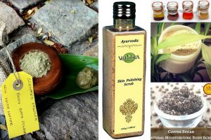 Best Body Scrubs in India, Body Scrubs