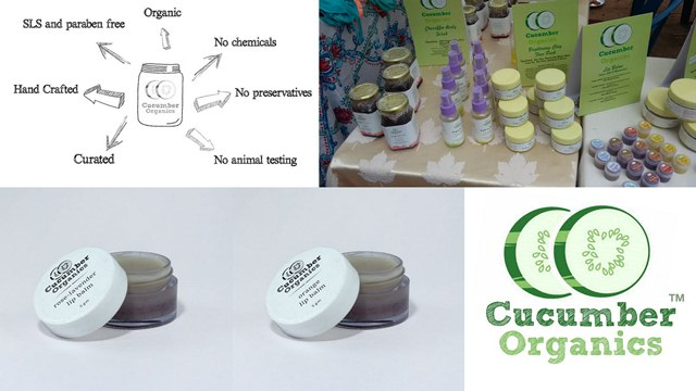 Cucumber Organics, Winter Lip Care Essentials