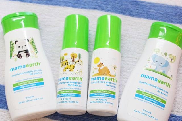 Mamaearth Baby Care Products, Mamaearth