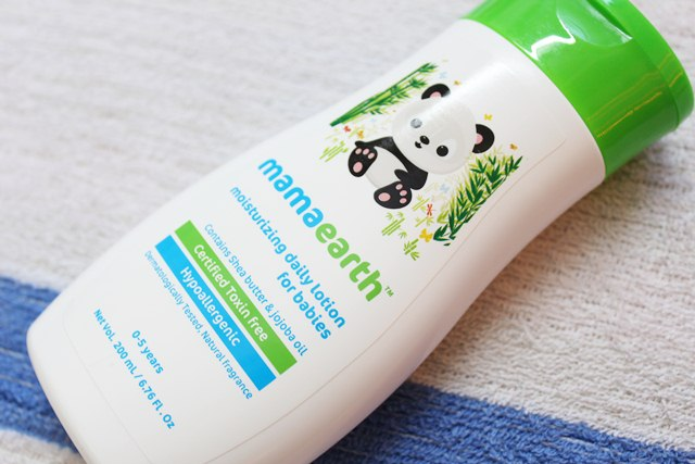 Mamaearth Moisturizing Daily Lotion For Babies Review, Mamaearth Moisturizing Daily Lotion For Babies, Mamaearth, Moisturizing Daily Lotion For Babies
