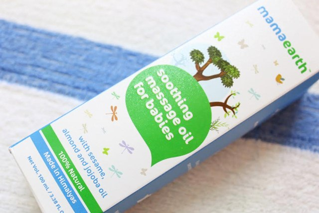 Mamaearth Soothing Massage Oil For Babies Review, Mamaearth Soothing Massage Oil For Babies, Mamaearth, Massage Oil For Babies