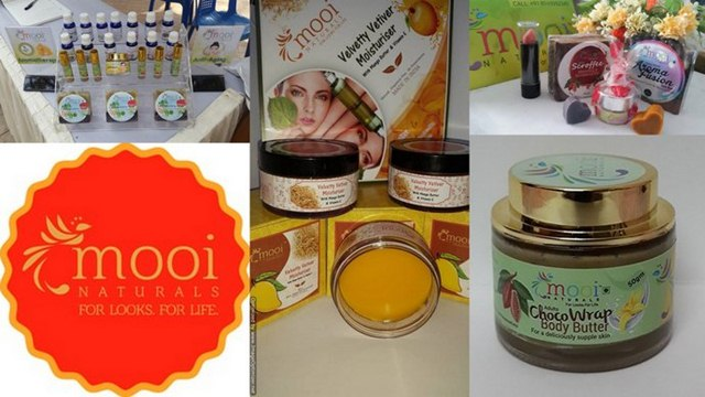 Mooi Naturals, Winter Body Care Essentials